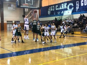 Basketball vs Whiting D