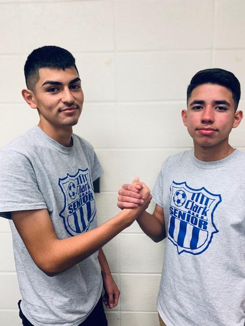Rafael Maciel and Marco Medina: 2019 Post Tribune All-Area Team