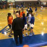 Girls Basketball vs West Side B
