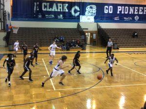 Boys Basketball vs West Side