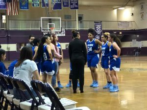 Girls Basketball vs Hammond High