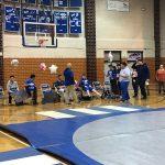 Senior Night Wrestling vs EC