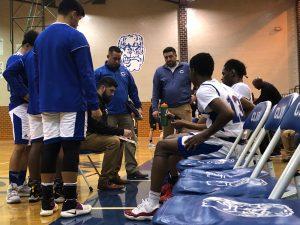 Boys Basketball vs Victory Christian