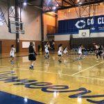 JV Girls Basketball vs Hanover