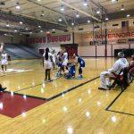 JV Girls Basketball vs Morton