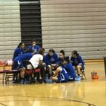 Varsity Girls Basketball vs Morton