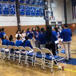 Senior Night Girls Basketball vs Steel City Academy