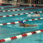 Girls Swimming Sectionals