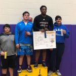 Congrats to Sr. Andres Larios for advancing to Wrestling Semi-State #PioneerOn #NorthStarGRC #WeWillLead #schk12 #15k