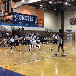 Basketball vs Michigan City Marquette