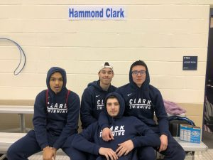 Boys Swimming Sectionals @ LC