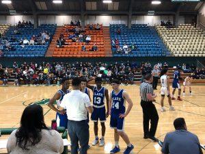 Boys Basketball @ Whiting C