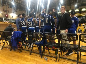 Boys Basketball Sectionals vs Lighthouse B