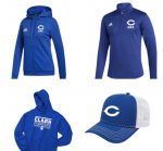 Clark athletic apparel now available online thru Aug. 16th