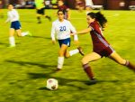 Ladies Soccer Sectionals vs Handover Central B
