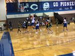 Middle School Basketball vs Eggers