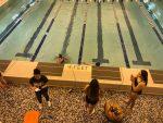 Coed Swimming vs BNI & EC