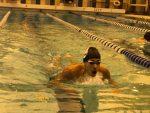 Coed Swimming vs Morton