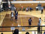 Girls Basketball Sectionals vs Hammond High