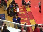 Enrique Munoz Wrestling Semi-State @ EC