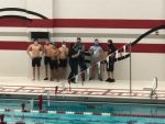 Boys Swimming Sectionals @ Munster