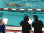Boys Swimming Sectional Finals @ Munster