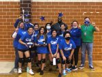 Volleyball 6th Grade City Championship vs Scott