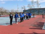 Tennis:  Lady Pioneers fall in season, home opener #WeWillLead #LastDanceGRC1932-2021 #schk12