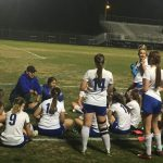 Berkeley High School Girls Varsity Soccer beat Colleton County High School 4-1