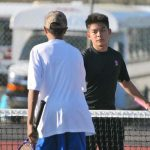Berkeley High School Boys Varsity Tennis falls to Stratford High School 4-3