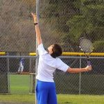 Berkeley High School Boys Varsity Tennis beat Cane Bay High School 6-0