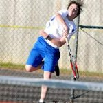 Berkeley High School Boys Varsity Tennis beat Orangeburg-Wilkinson High School 7-0