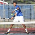 Berkeley High School Boys Varsity Tennis beat Manning High School 6-1