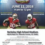 Ellington Elite Youth Football Camp
