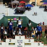Stags Take Home Titles at State Track Meet