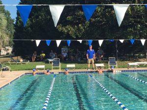 Swim Meet August 25, 2016