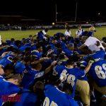 Berkeley High School Varsity Football beat Stratford High School 47-14