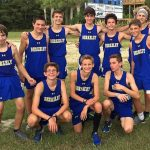 Stags cross country teams out of gate