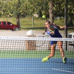 Berkley girls' tennis has blistering start
