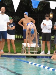 Swim Meet at West Ashley 9/17/2016