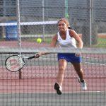 Berkeley High School Girls Varsity Tennis beat Colleton County High School 7-0