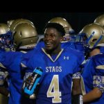 Stags' star Darius Douglas looks forward to Shrine Bowl