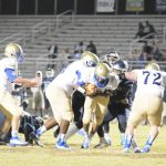 Berkeley High School rolls past Stall in Thursday night game