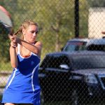 Tedder to represent Berkeley Girls Tennis in North/South match