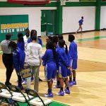 Berkeley High School Girls Varsity Basketball beat Summerville High School 53-42