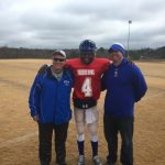 Darius Douglas ready for Saturdays Shrine Bowl