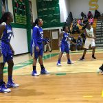 Berkeley High School Girls Varsity Basketball beat Timberland High School 47-41