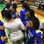 Berkeley High School Girls Varsity Basketball beat Cane Bay High School 34-21
