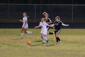021317 Varsity Girls Soccer vs Northwoods
