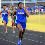 Berkeley High School Girls Varsity Track finishes 1st place